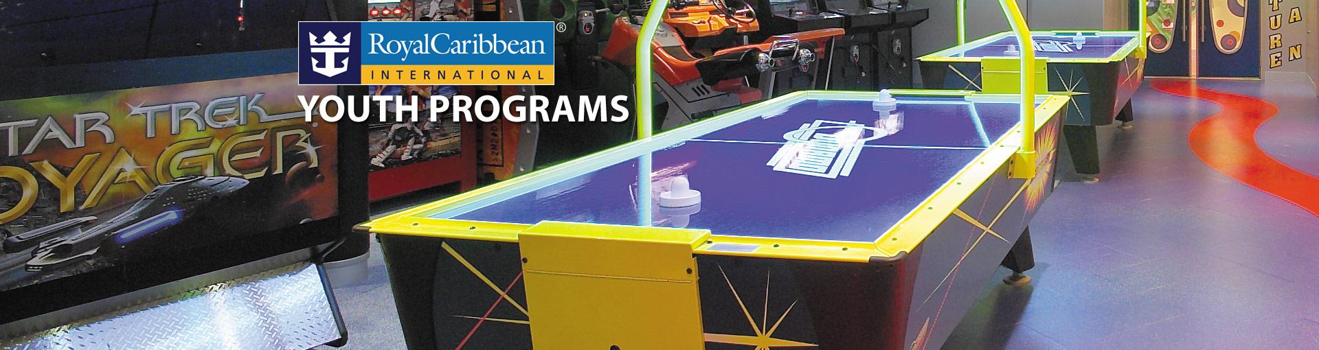 Royal Caribbean Youth Programs