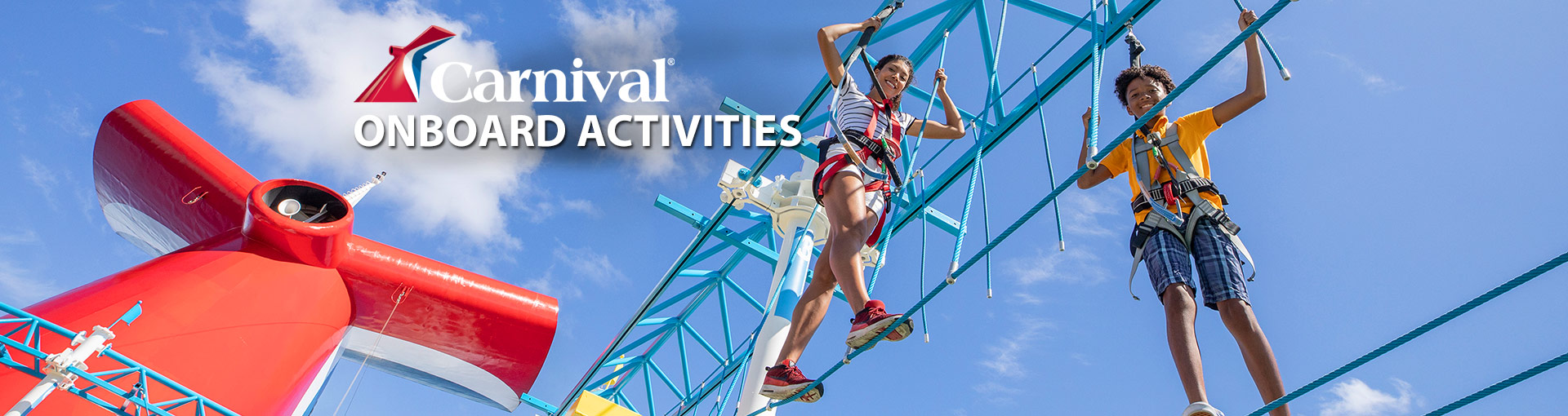 Carnival Cruise Line Onboard Activities