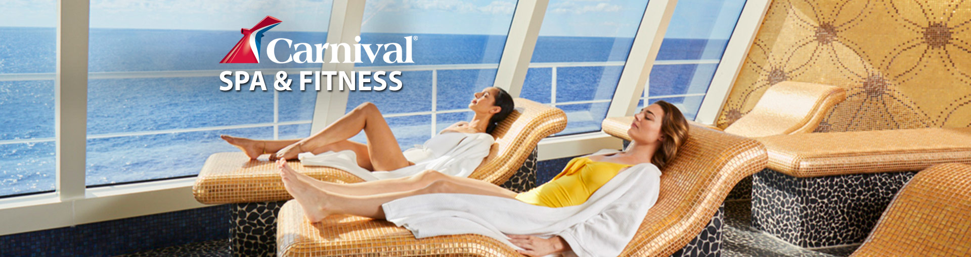 Carnival Cruise Line Spa & Fitness