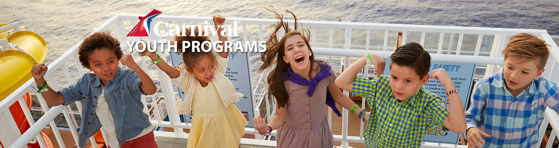 Carnival Cruise Line Youth Programs