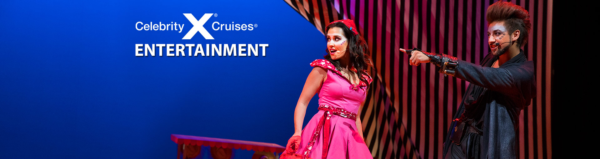 Celebrity Cruises Entertainment