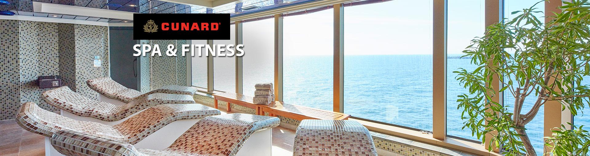 Cunard Line Spa & Fitness