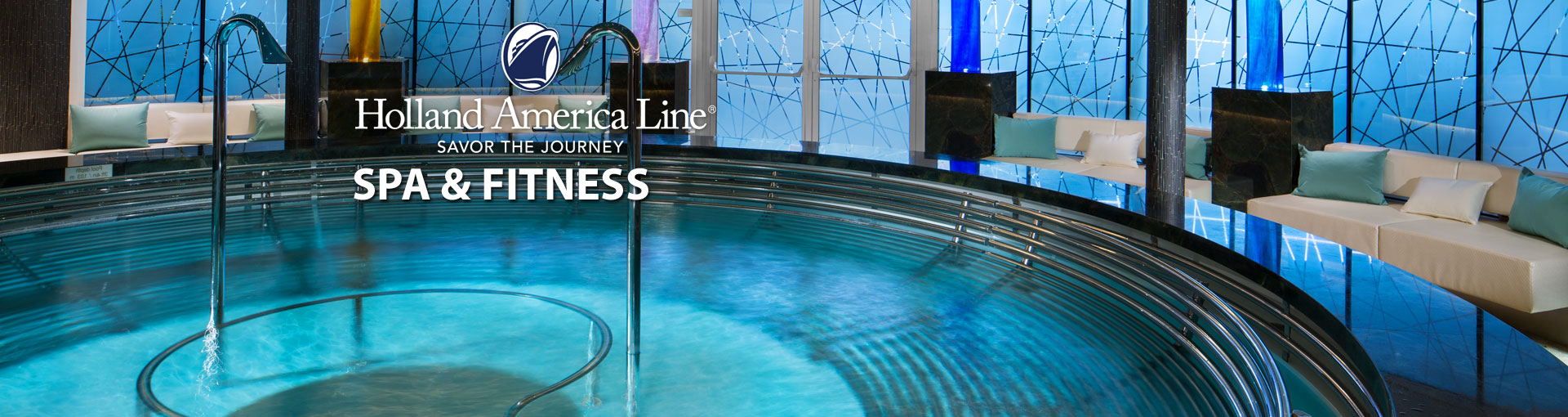 Holland America Line Spa & Fitness