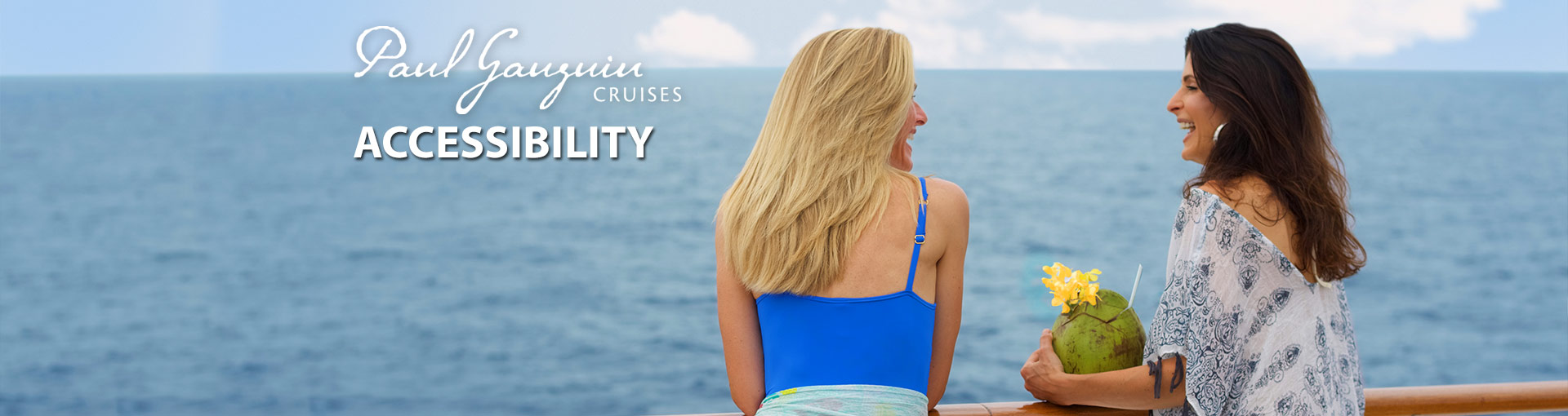 Paul Gauguin Cruises Accessibility