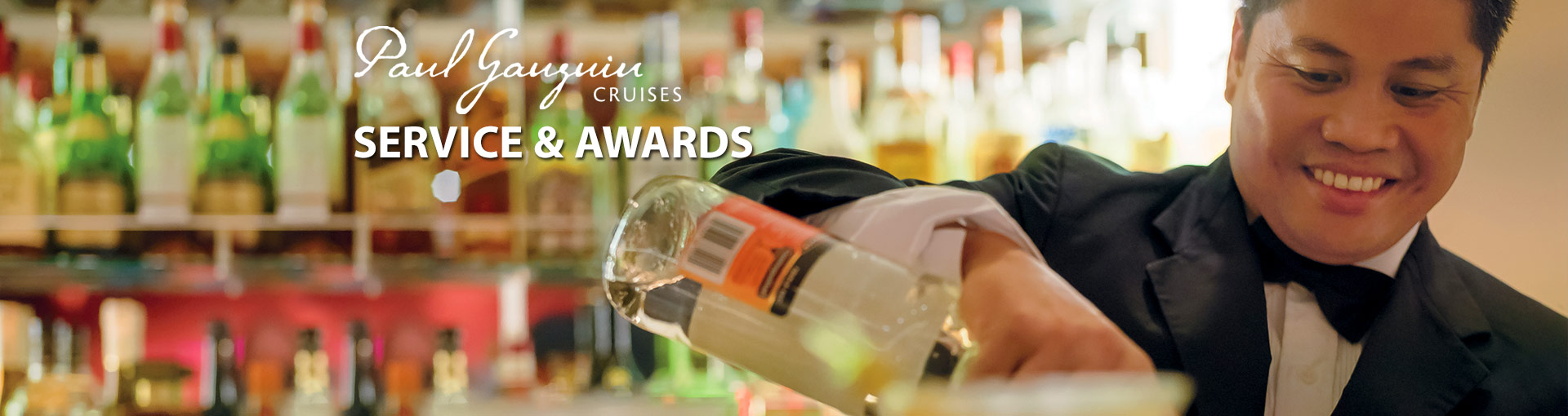 Paul Gauguin Cruises Service & Awards