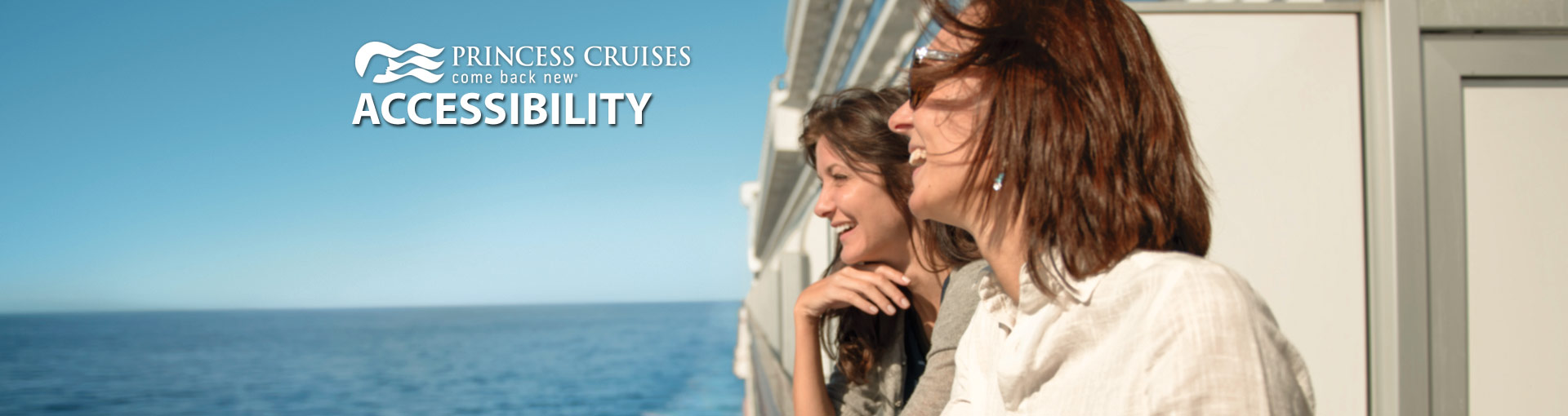 Princess Cruises Accessibility