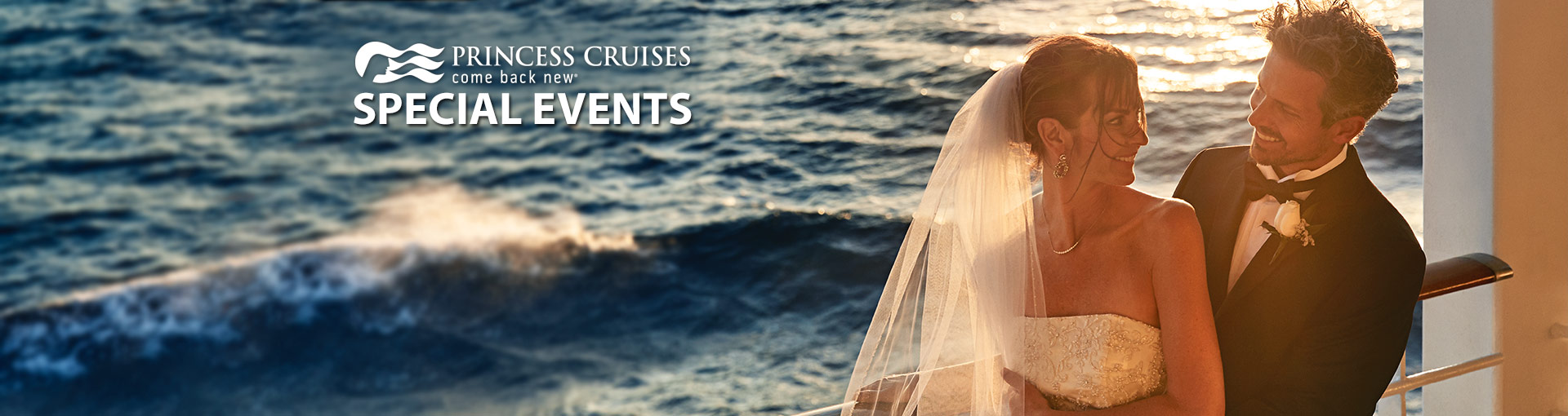 Princess Cruises Special Events