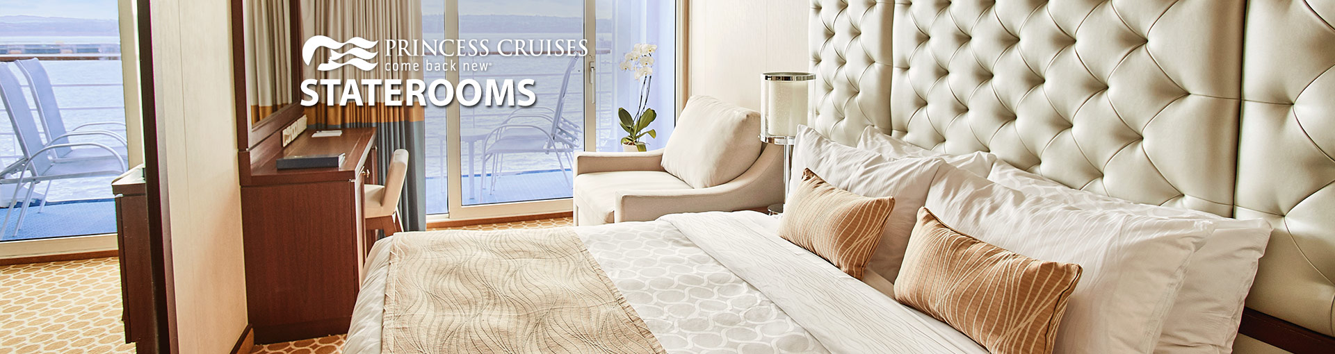 Princess Cruises Staterooms