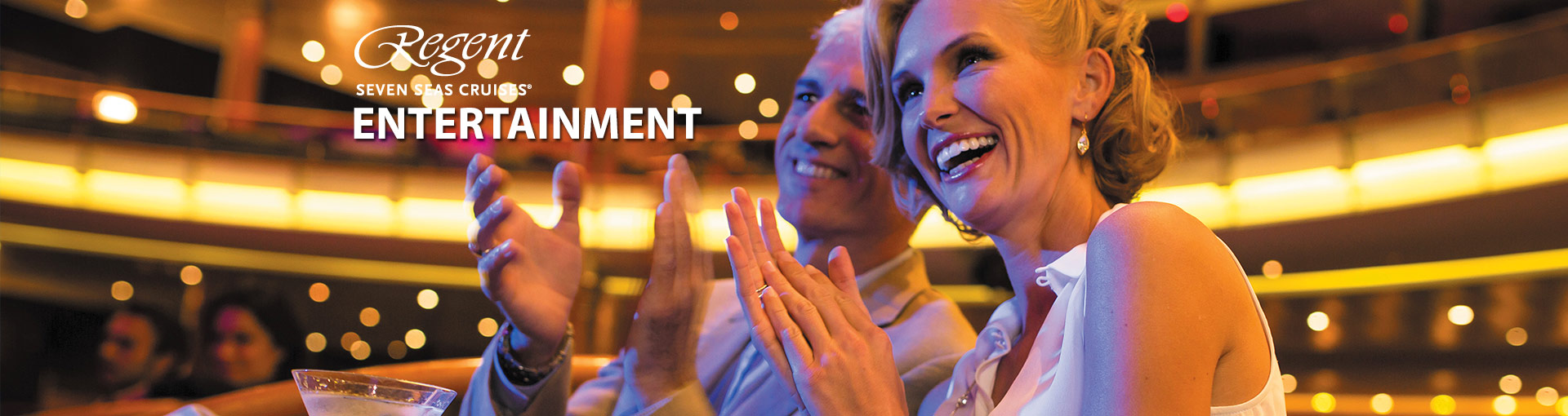 Regent Seven Seas Cruises Entertainment