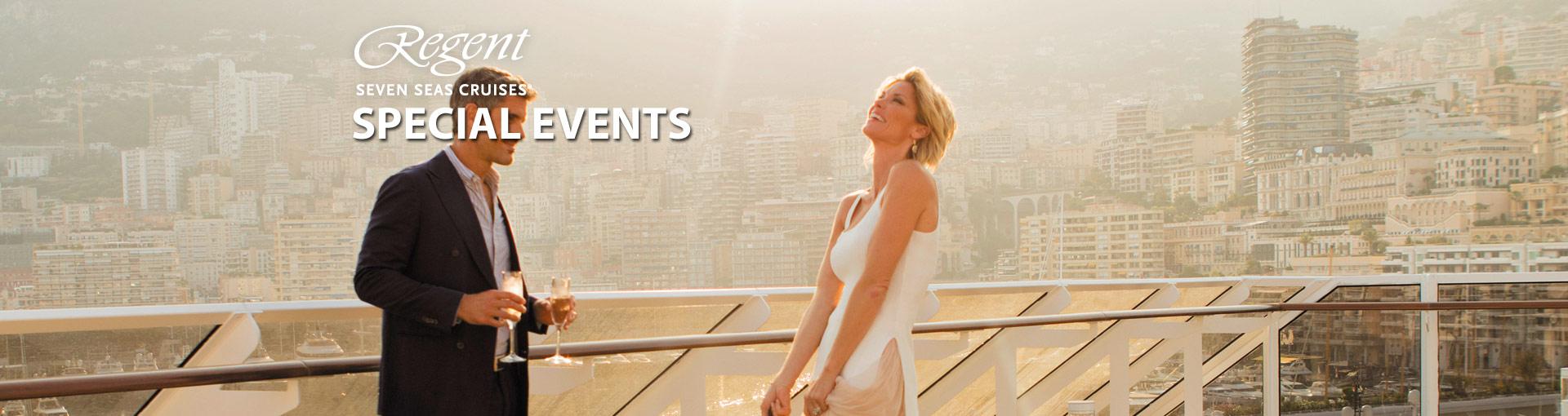 Regent Seven Seas Cruises Special Events