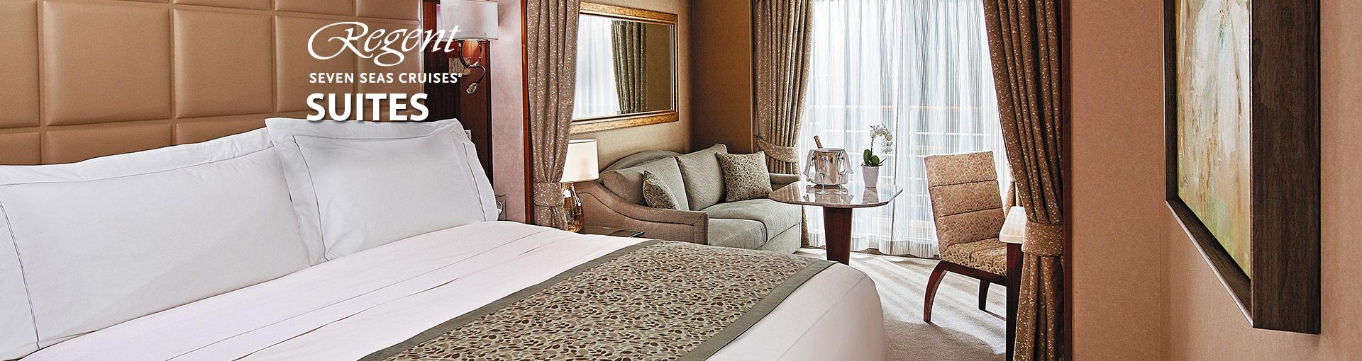 Regent Seven Seas Cruises Suites