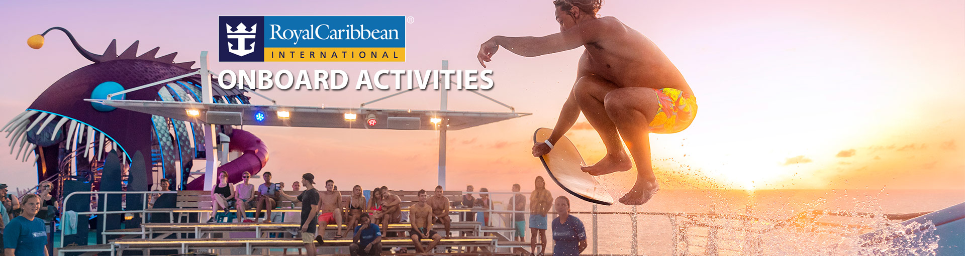 Royal Caribbean Onboard Activities