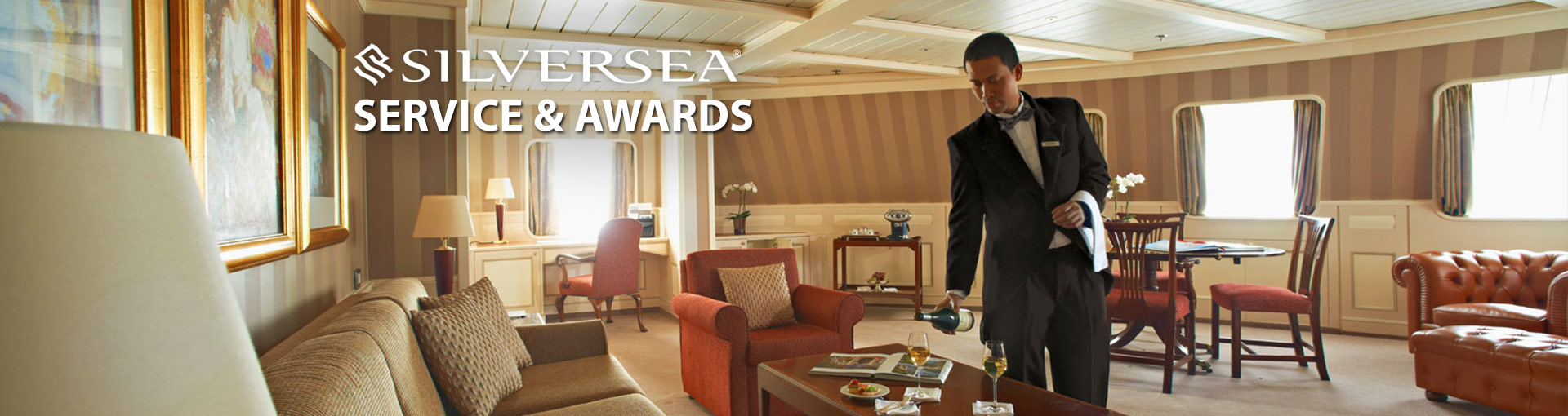 Silversea Cruises Service & Awards