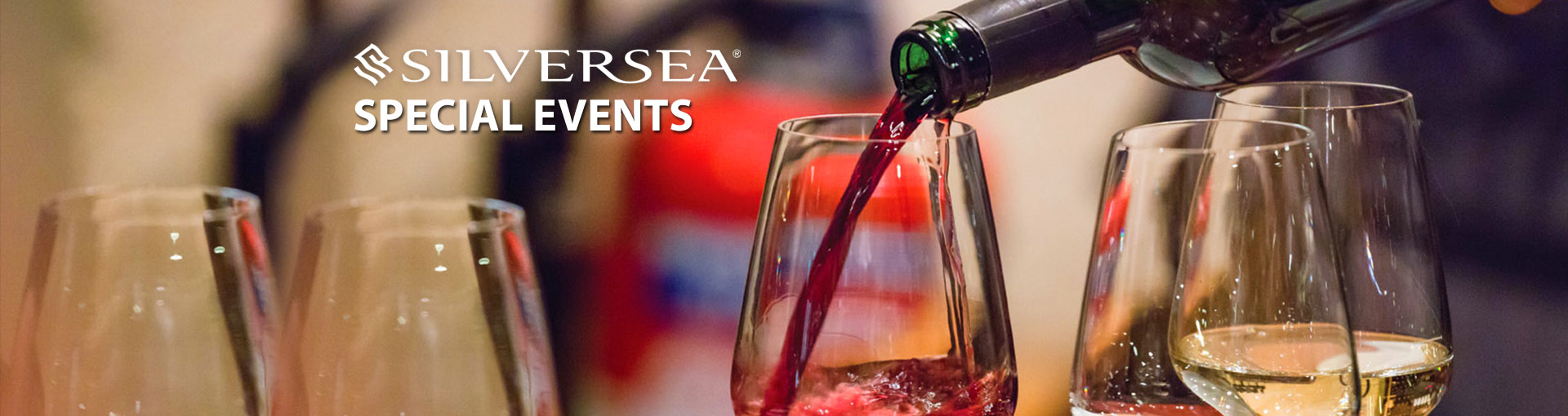 Silversea Cruises Special Events