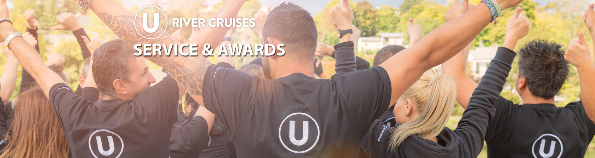 U by Uniworld Service and Awards