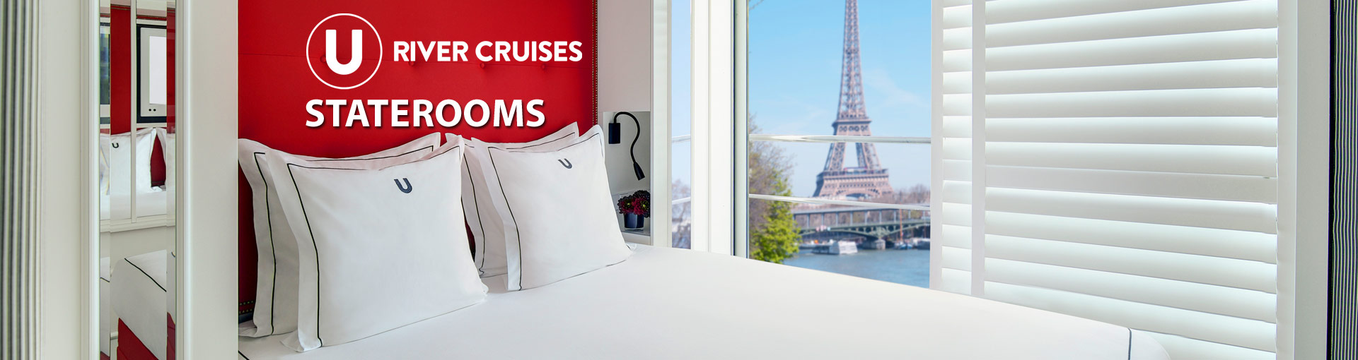 U by Uniworld Staterooms