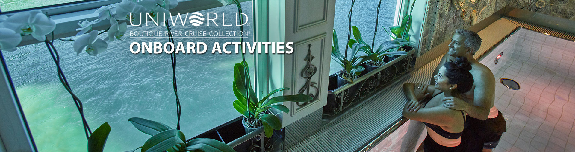 Uniworld River Cruises Onboard Activities