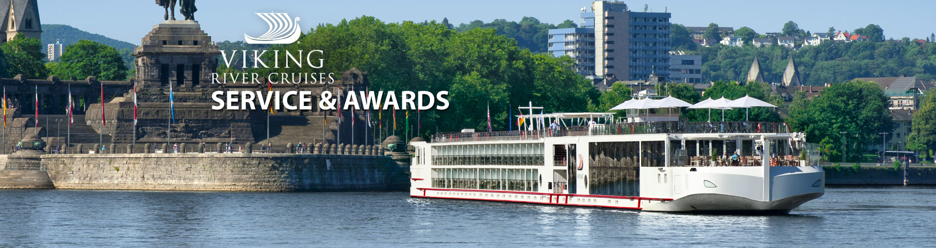 Viking River Cruises Service & Awards