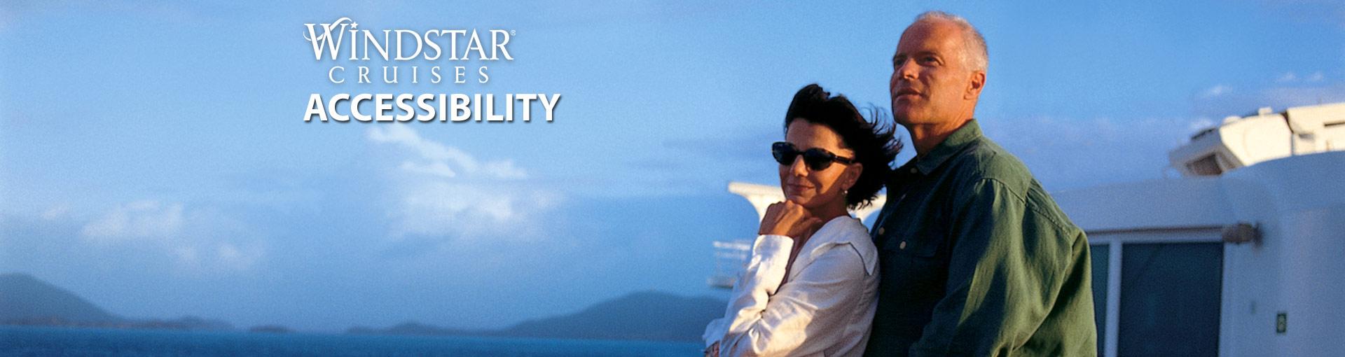 Windstar Cruises Accessibility