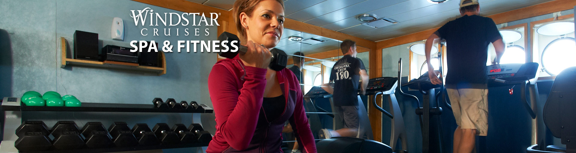 Windstar Cruises Spa & Fitness
