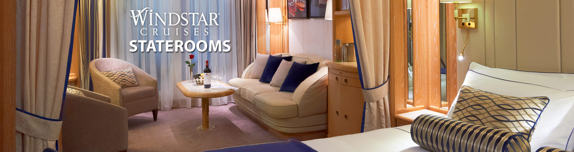 Windstar Cruises Staterooms