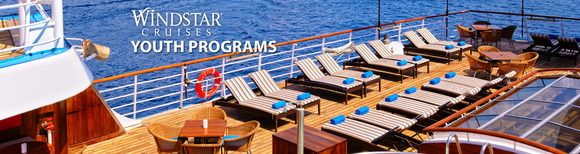 Windstar Cruises Youth Programs