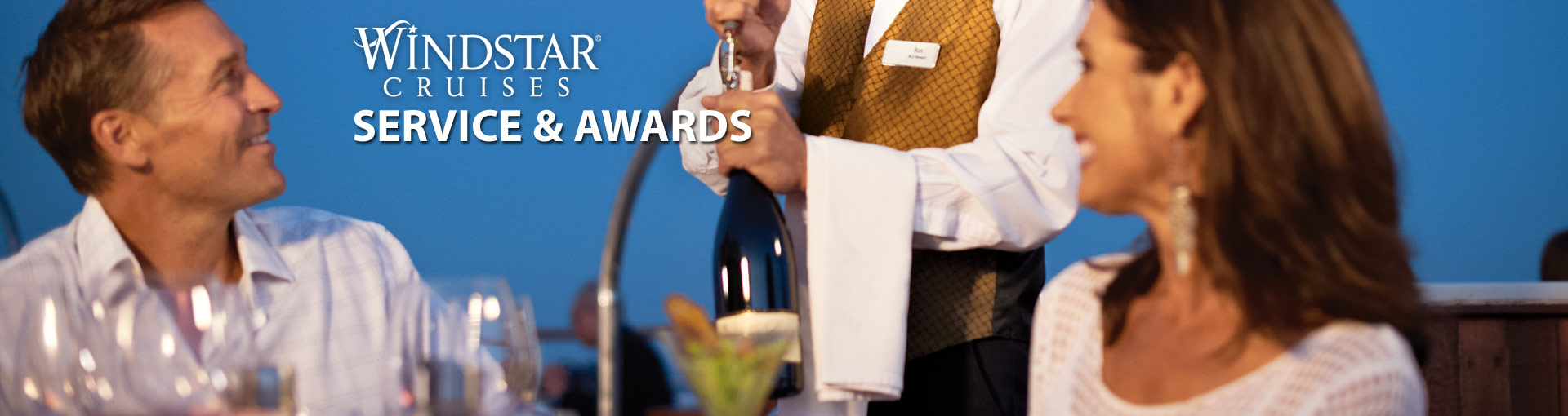 Windstar Cruises Service & Awards