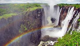 Africa Victoria Falls Zimbabwe