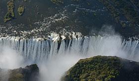 Victoria Falls - AmaWaterways