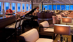 Main Lounge aboard AmaDante