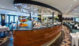 Main Restaurant aboard AmaLea