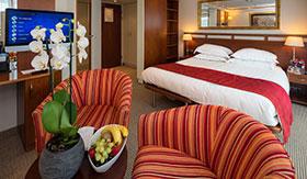 Luxurious Staterooms aboard AmaLyra