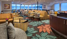 Main Lounge aboard AmaMora