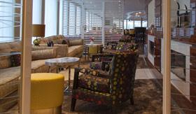 Main Lounge aboard AmaStella