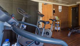 Fitness Room aboard AmaVida