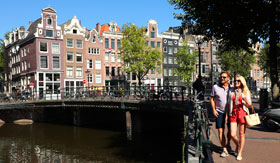 Food Tour in Amsterdam
