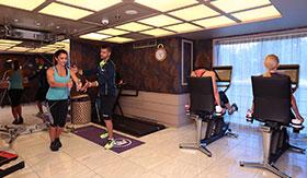 Fitness Room on AmaWaterways