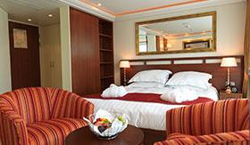 Suite aboard AmaWaterways