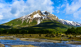 Antarctica Ushuaia national park Argentina South America
