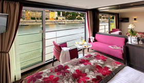 Panorama Suite aboard Avalon Envision