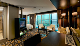 Avalon Vsionary royal suite