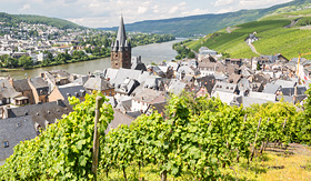 Avalon Waterways Bernkastel Moselle River Germany