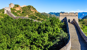 Avalon Waterways Great Wall of China