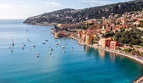 Azamara Club Cruises Beach Eze Sur Mer South of France