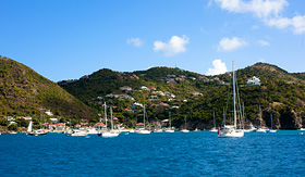 Azamara Club Cruises Gustavia Harbor St Barts