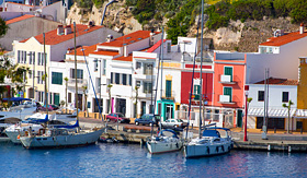 Azamara Club Cruises Port Mahon Balearic Islands Spain