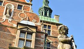 Azamara Club Cruises Rosenborg Castle in Copenhagen Denmark