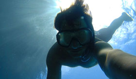 Snorkeling in Bermuda