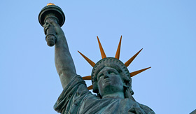 Azamara Club Cruises Statue of Liberty