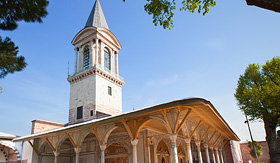 Azamara Club Cruises Topkapi Palace Istanbul Turkey
